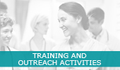 Training and Outreach Activities