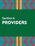 Icon of Providers Section